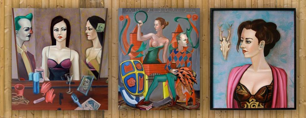 Vom Bauzaun zur Galerie…