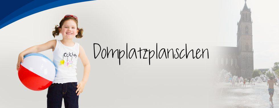 Domplatzplanschen 2019