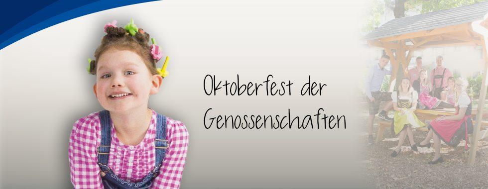Oktoberfest der Genossenschaften